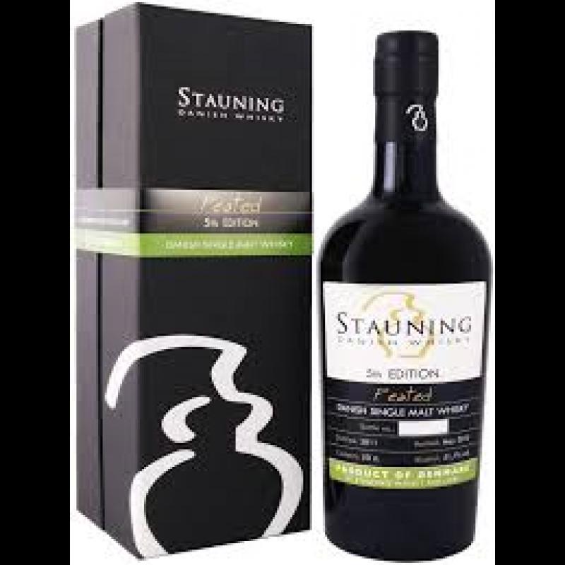 Stauning, Peated 4 Edition - Single malt whisky