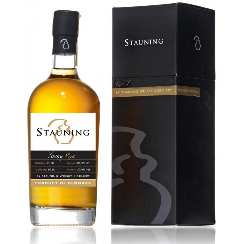 Stauning Young Rye Whisky, Third Solution