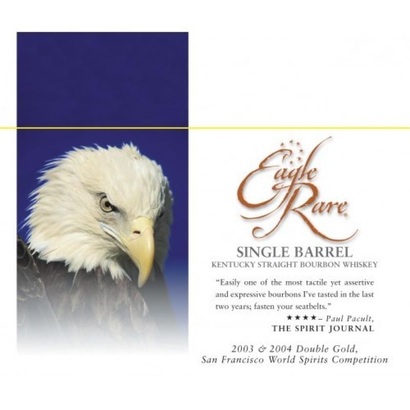 Eagle Rare, 10 års, Bourbon