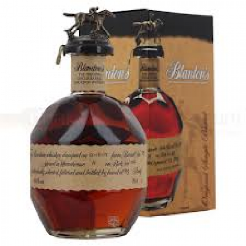 Blantons, Single Barrel Original Kentucky Straight Bourbon-35