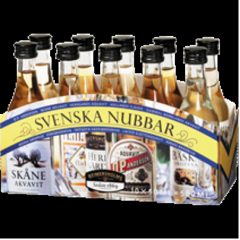 Snapsesymfoni, Svenske Nubbar-35