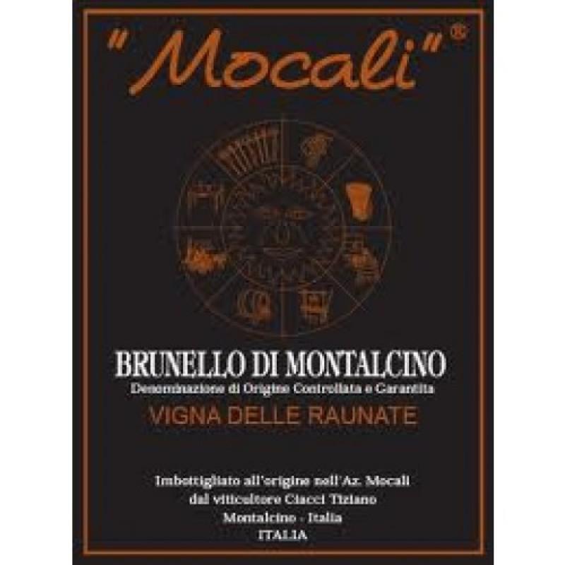 Mocali, Brunello di Montalcino, Vigna Raunate