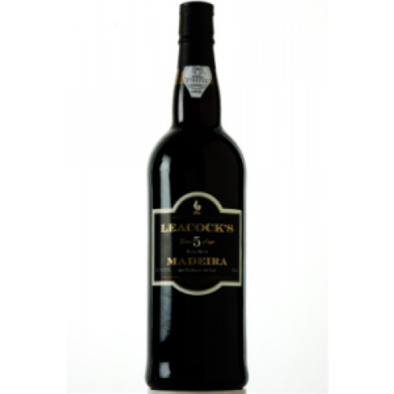 Leacocks, 5 years Full Rich Malmsey, Madeira-35