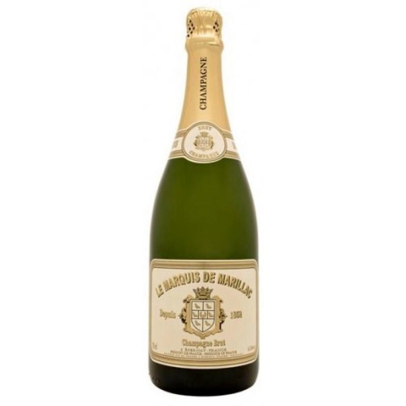 Le Marquis de Marillac, Champagne Brut