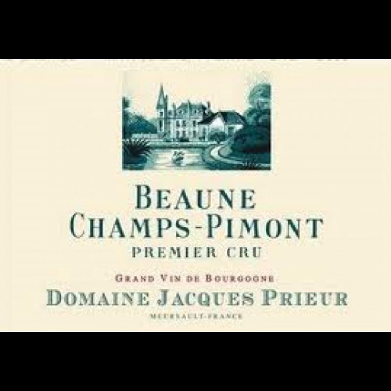 Jacques Prieur, Champs Pimont 1.Cru 2011-35