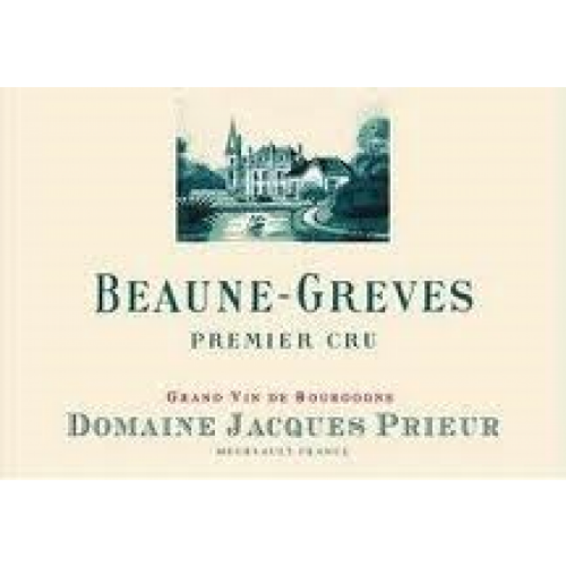 Jacques Prieur, Beaune Greves 1.Cru 2011-35