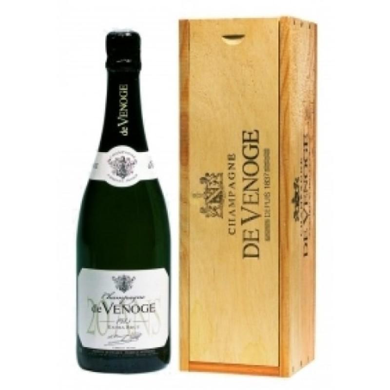 De Venoge, Millesime 1985, Cuvée 20 Ans, Extra Brut-35