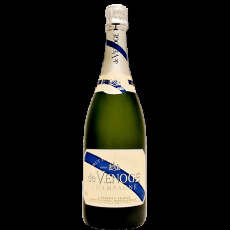 De Venoge, Blanc de Blanc Champagne, Vintage 2004-35