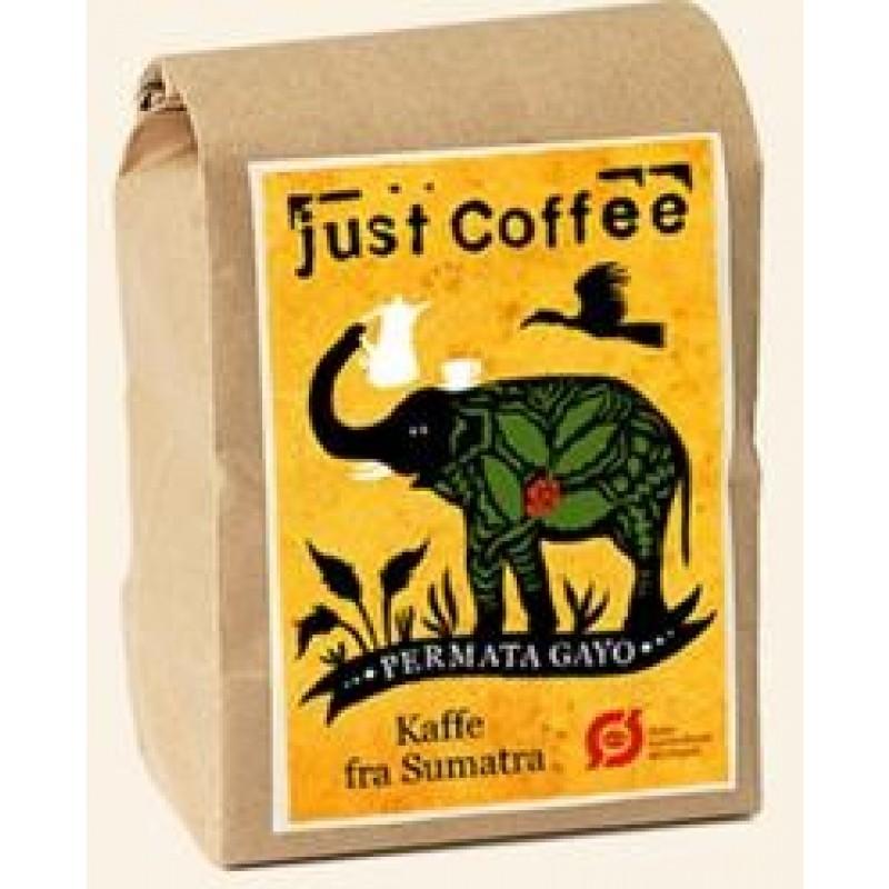 Just Coffee, Sumatra 250g ØKO-35