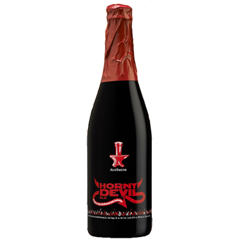AleSmith, Horny Devil, Belgian Strong Ale