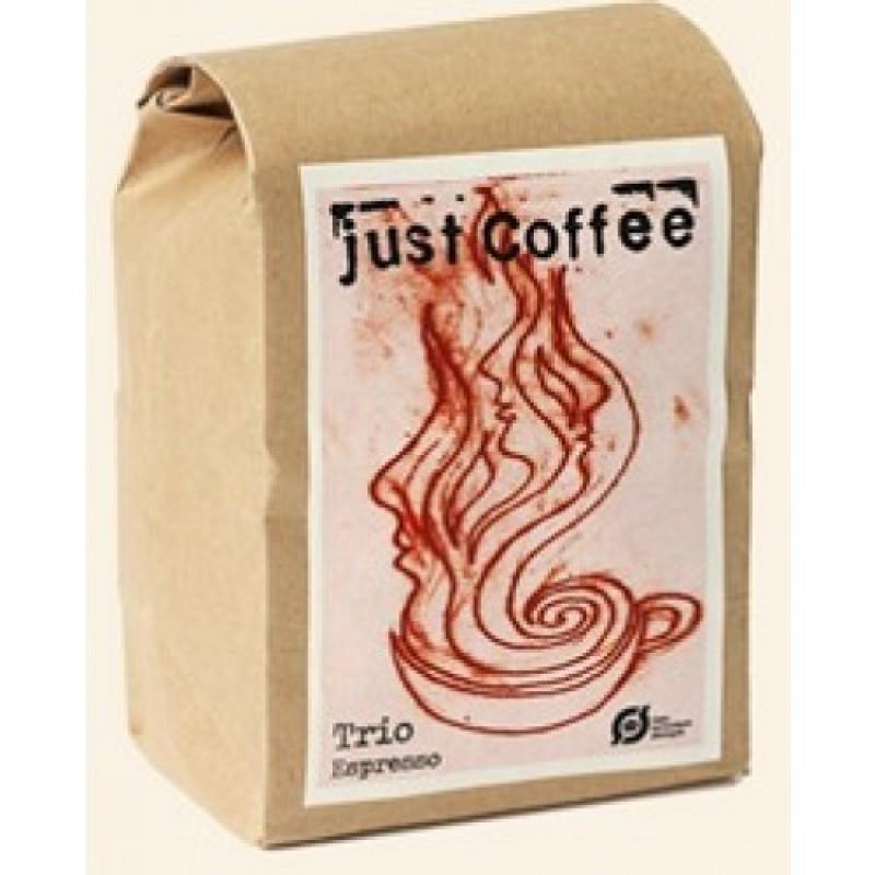 Just Coffee, Espresso Trio 250g