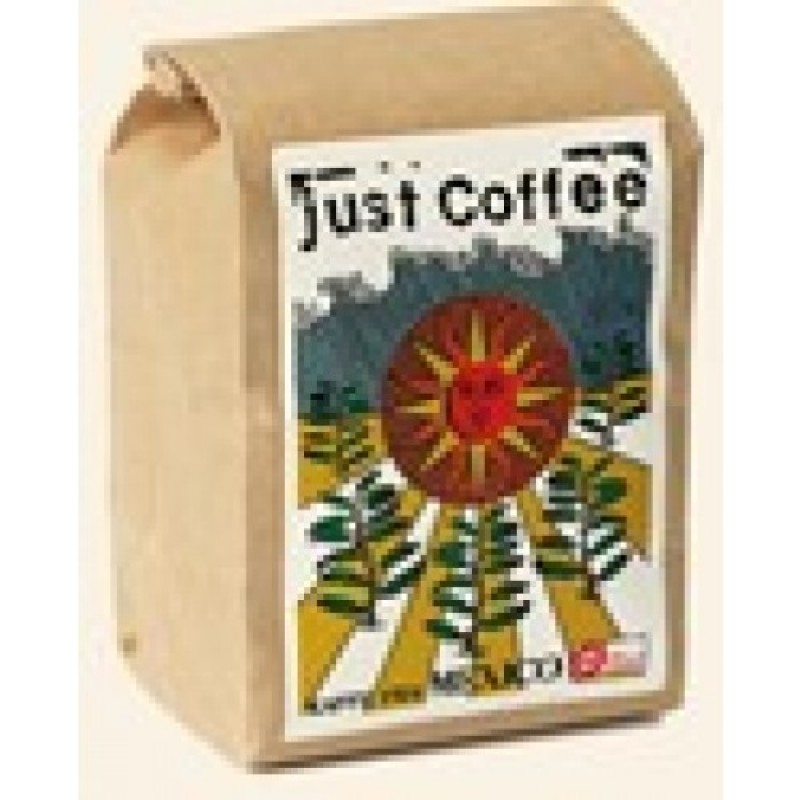 Just Coffee, Mexico 250g ØKO-35