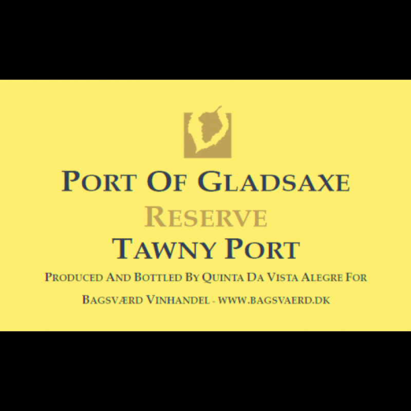 Port of Gladsaxe, Reserve Tawny Port