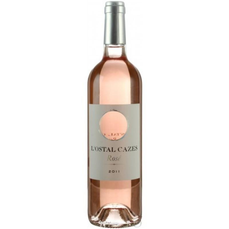 L´ostal Cazes Rosé 2017, Vin de Pays DOC