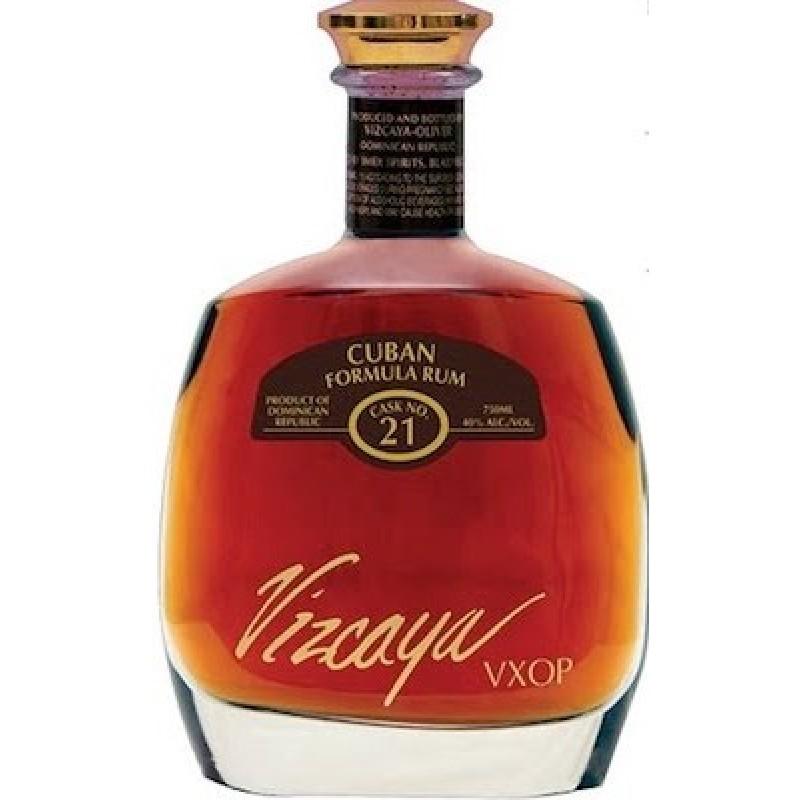 Vizcaya VXOP, Cask 21, Cuban Formula Rum, 21 års-35