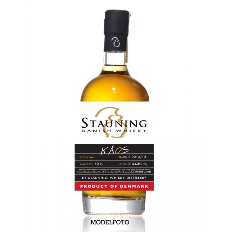 Stauning, KAOS - Danish Malt Whisky
