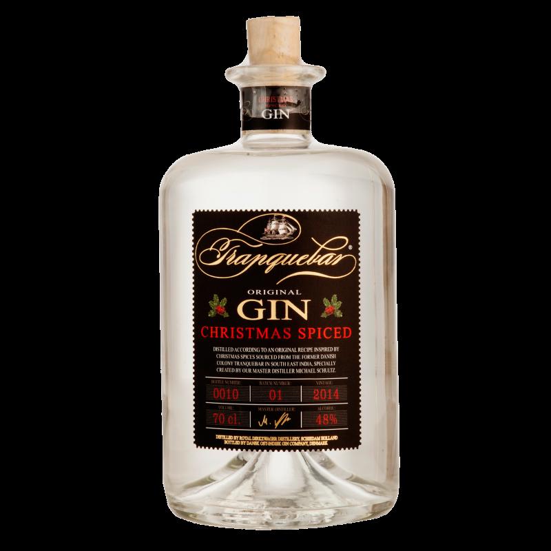 Tranquebar, Spiced Christmas Gin