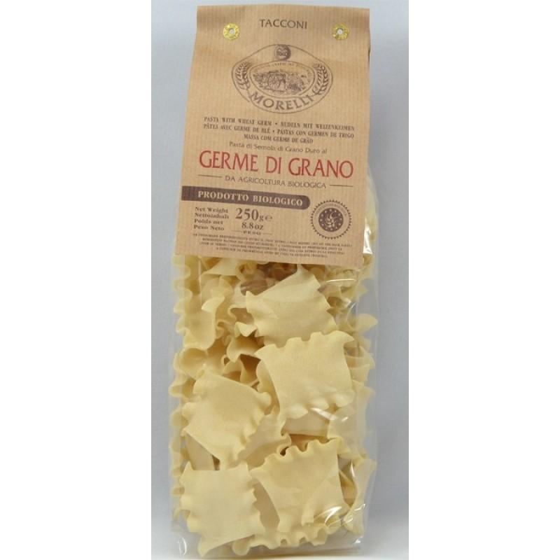 Morelli, Tacconi Hvedekim Pasta, Økologisk