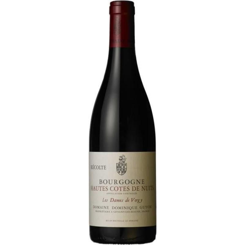 Dom. Antonin Guyon, Hautes Côtes de Nuits, Les Dames de Vergy 2012-35
