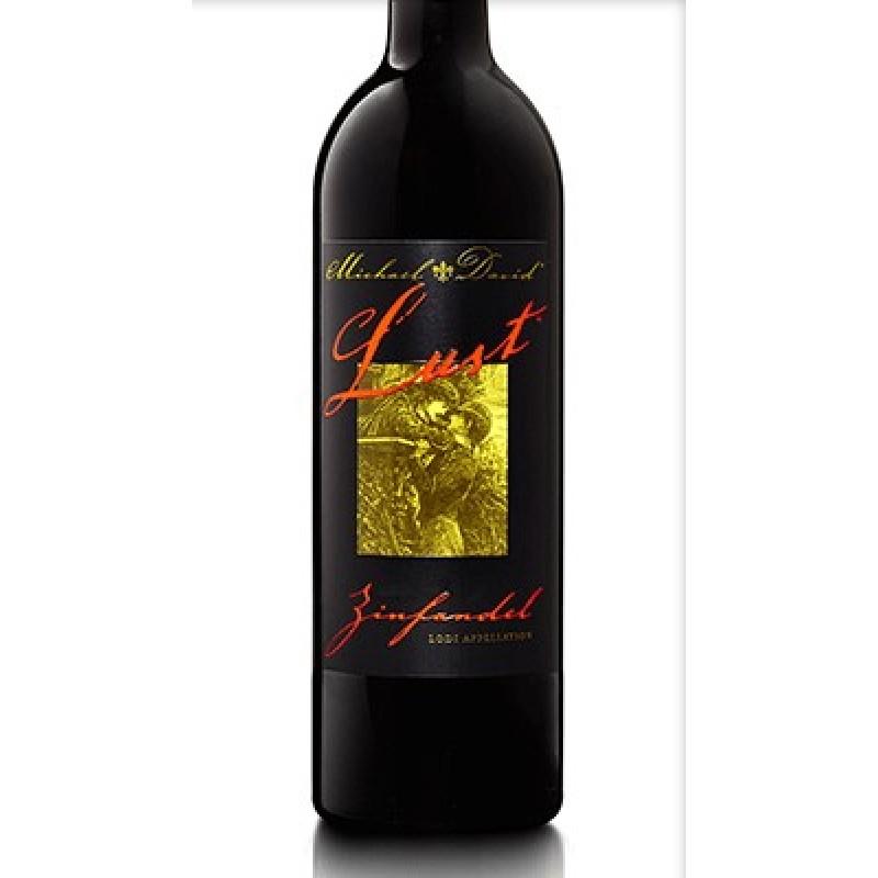 Lust Zinfandel, Michael David Winery 2012-35