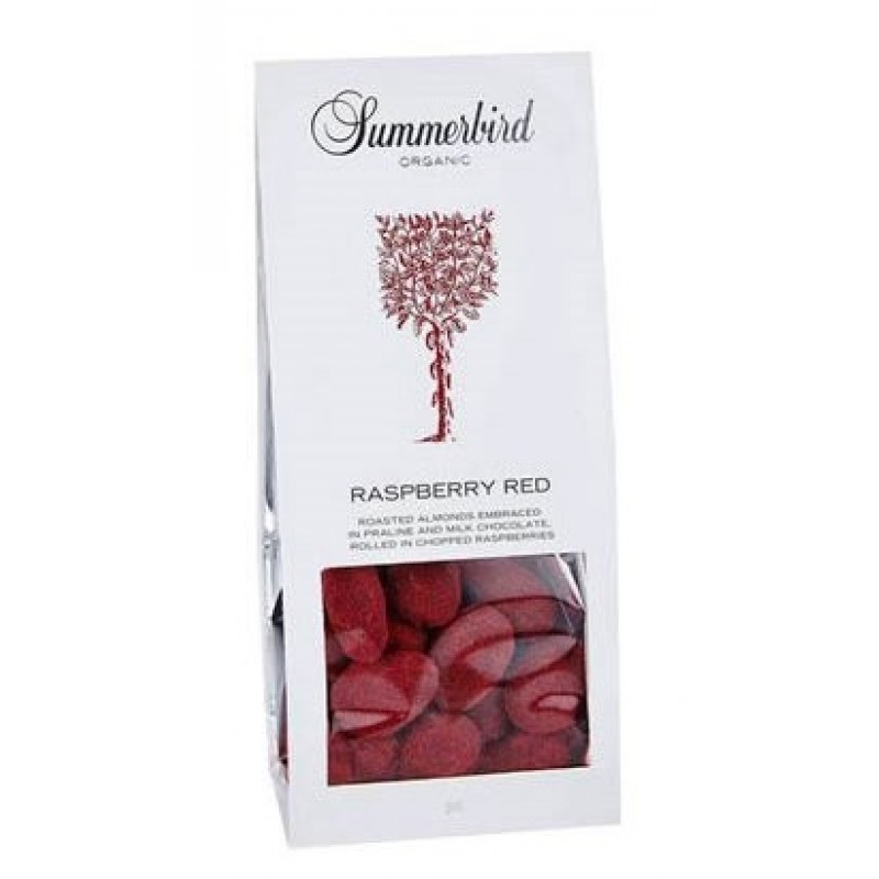 Summerbird, Mandler Rasberry Red-35