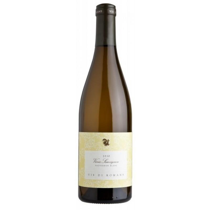 Vie di Romans, Sauvignon Blanc Vieris 2013 DOC-35