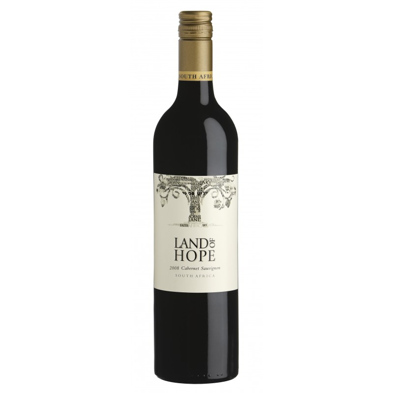 The Winery of Good Hope, Land of Hope, Cabernet Sauvignon 2013-35
