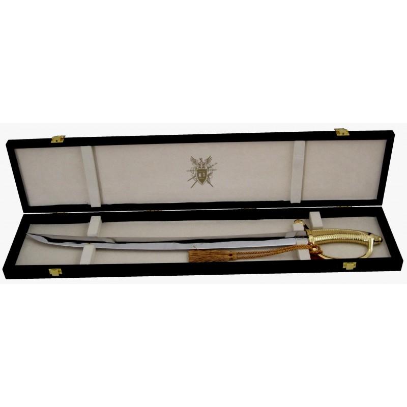 Champagnesabel, Napoleon Deluxe Guld sabel