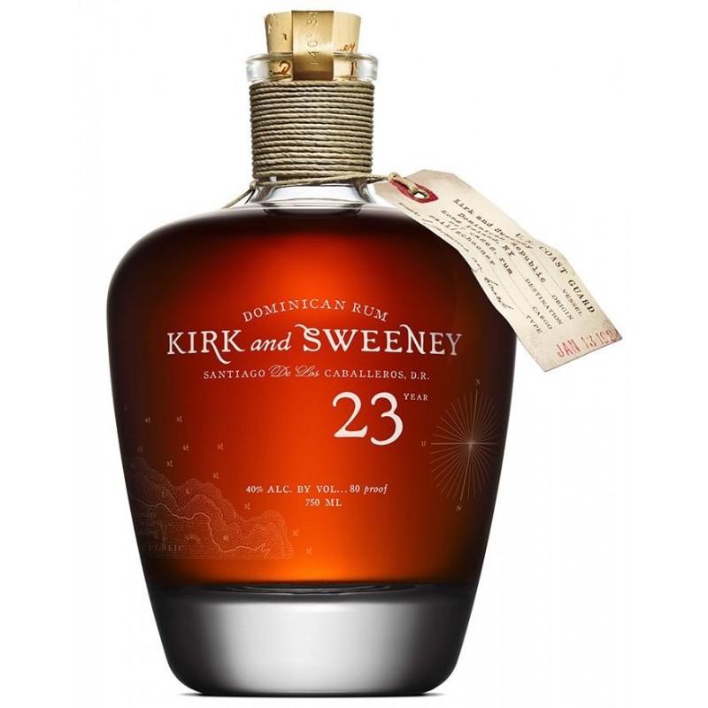 Kirk and Sweeney 23 års rom