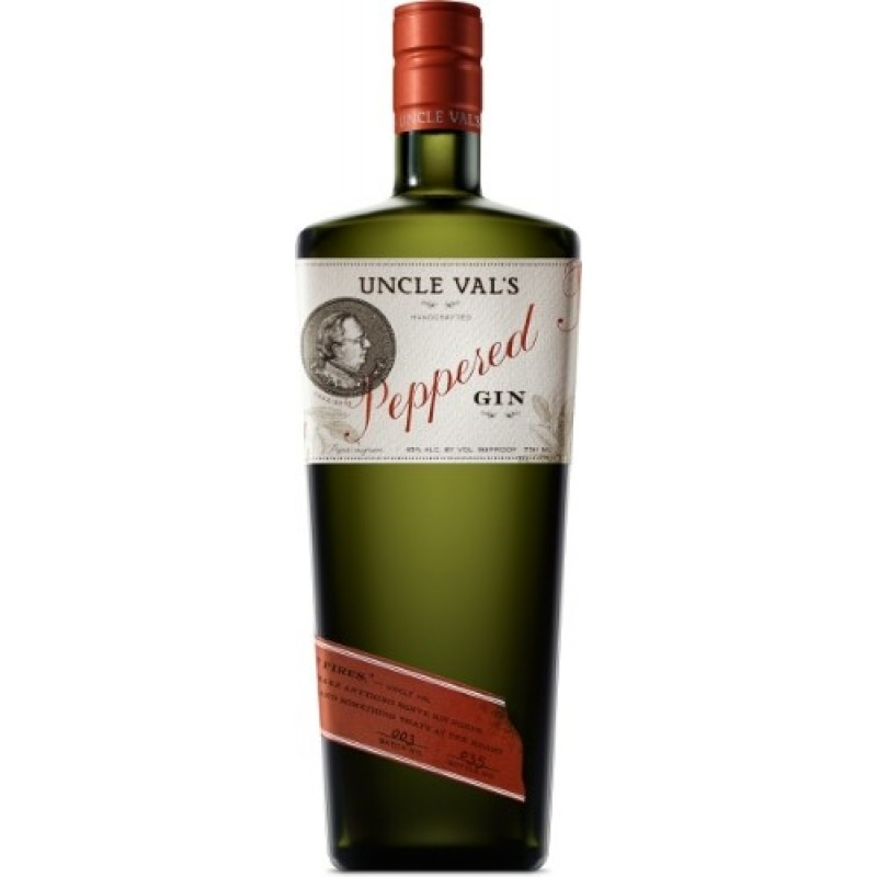 Uncle Vals, Peppered Gin