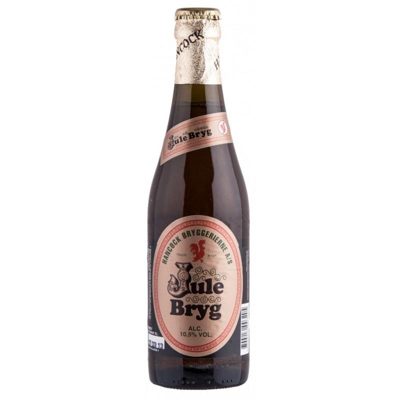 Hancock Beer, Julebryg