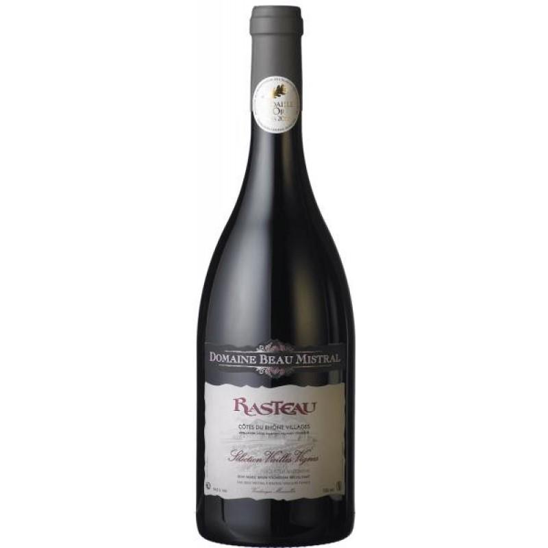 Domaine Beau Mistral, Rasteau, Selection Vieilles Vignes