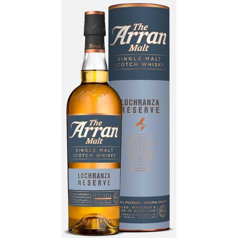 Arran, Single Malt Whisky, Lochranza Reserve