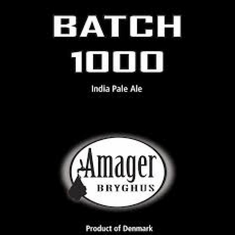 Amager Bryghus, Batch 1000 44 cl