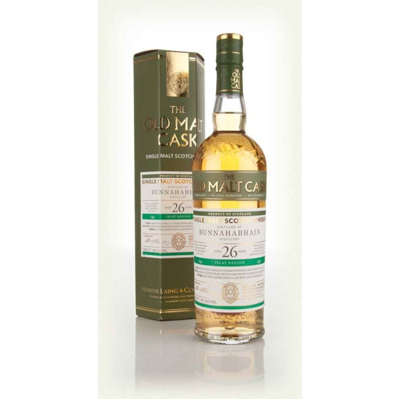 Bunnahabhain 26 års, OMC Hunter Laing, Single Malt Whisky-35