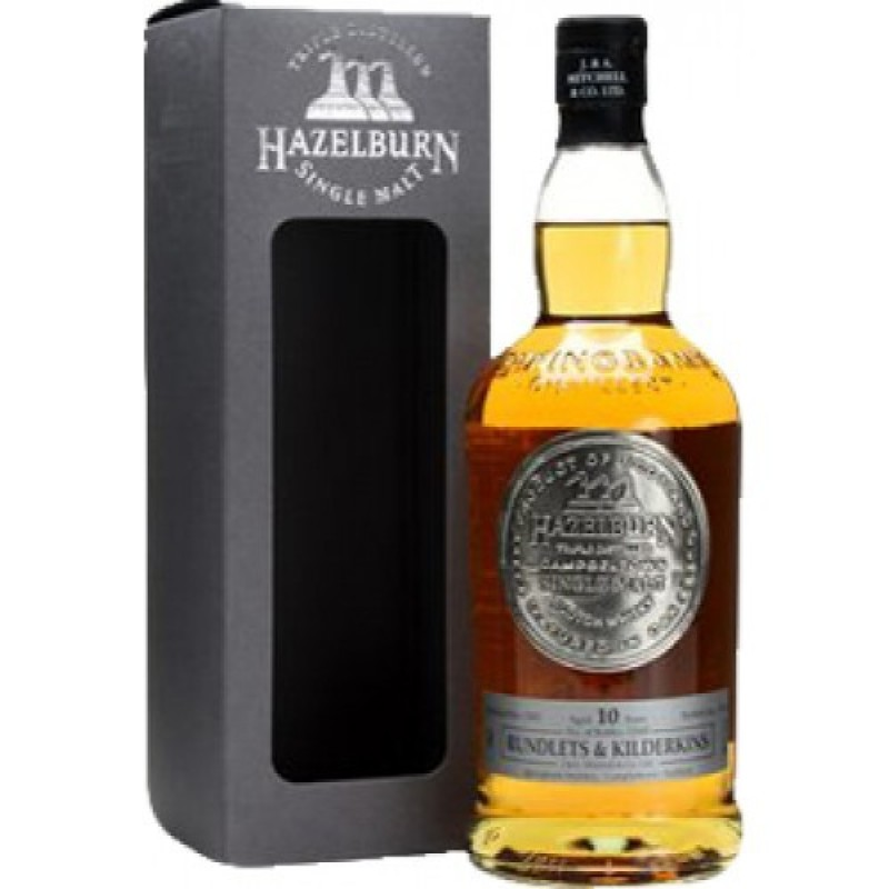 Hazelburn Whisky, Rundlets and Kilderkins, 10 års-35