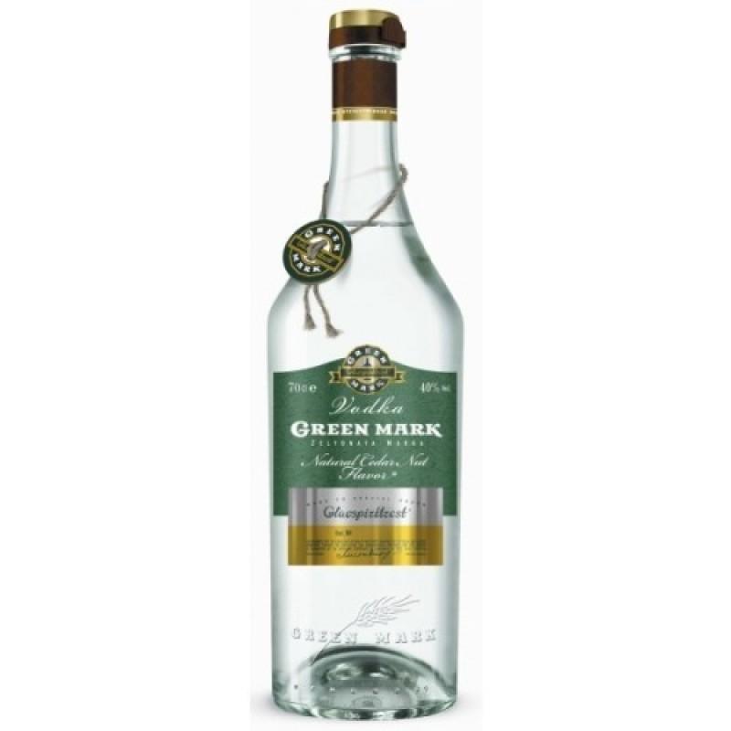 Green Mark Vodka, Ceder Nut