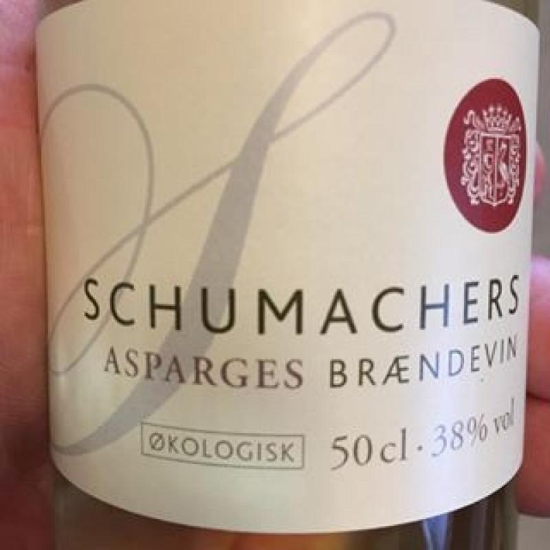 Schumachers, Asparges, Brændevin 0,5l-35