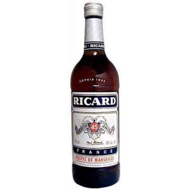 Ricard, Pastis de Marseille