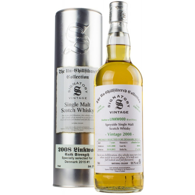 Linkwood 2008, Signatory, Batch 1, Single Malt Whisky-35