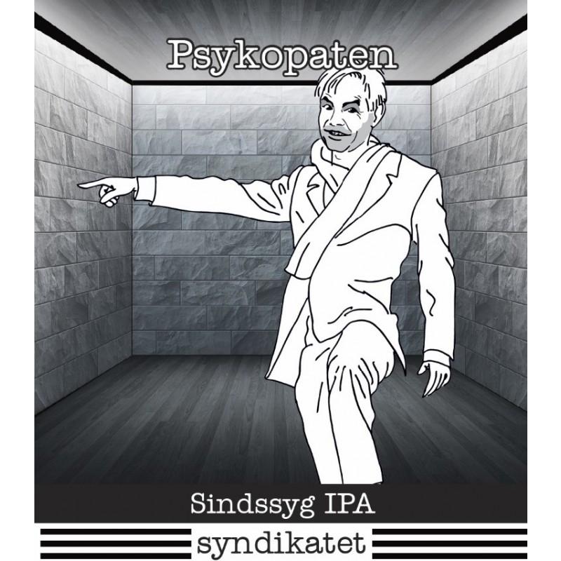 Syndikatet, Psykopaten, Sindsyg IPA