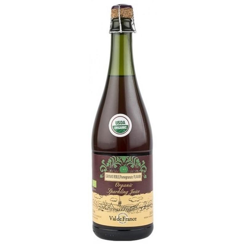 Val de France, Cider med Granatæble
