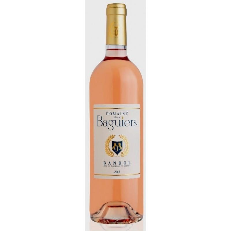 Domaine des Baguiers, Bandol Rosé