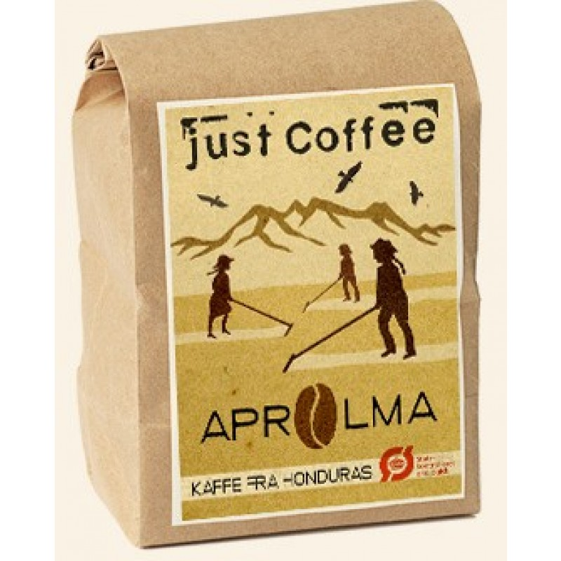 Just Coffee, Aprolma Honduras 250g ØKO-35