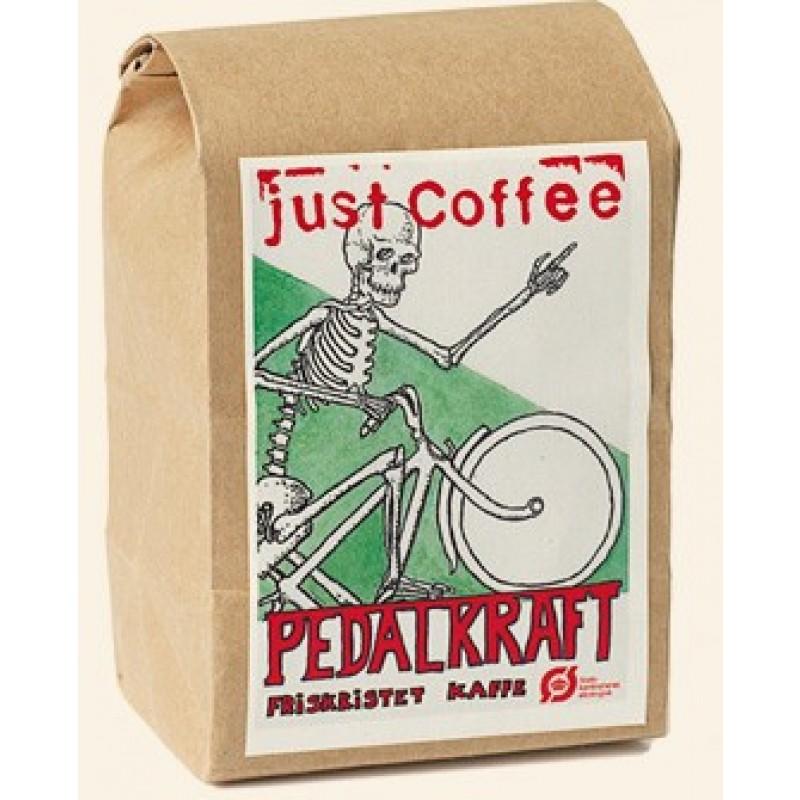 Just Coffee, Pedalkraft 250g ØKO