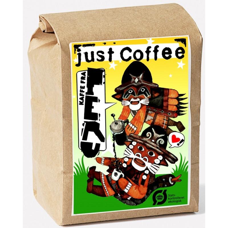 Just Coffee, Peru 250g ØKO