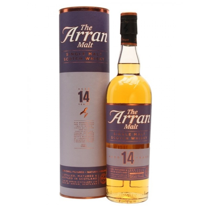 Arran, Single Malt, 14 Years Old, Single Malt whisky