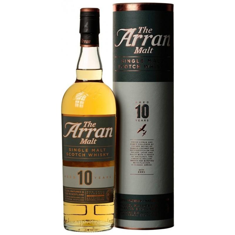 Arran Malt, 10 års Single Malt whisky