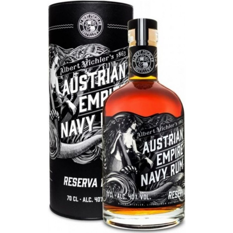 Austrian Empire Navy Rum Reserve