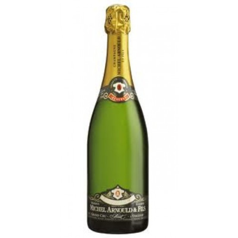 Michel Arnould, Brut Grand Cru 37,5 cl.-35